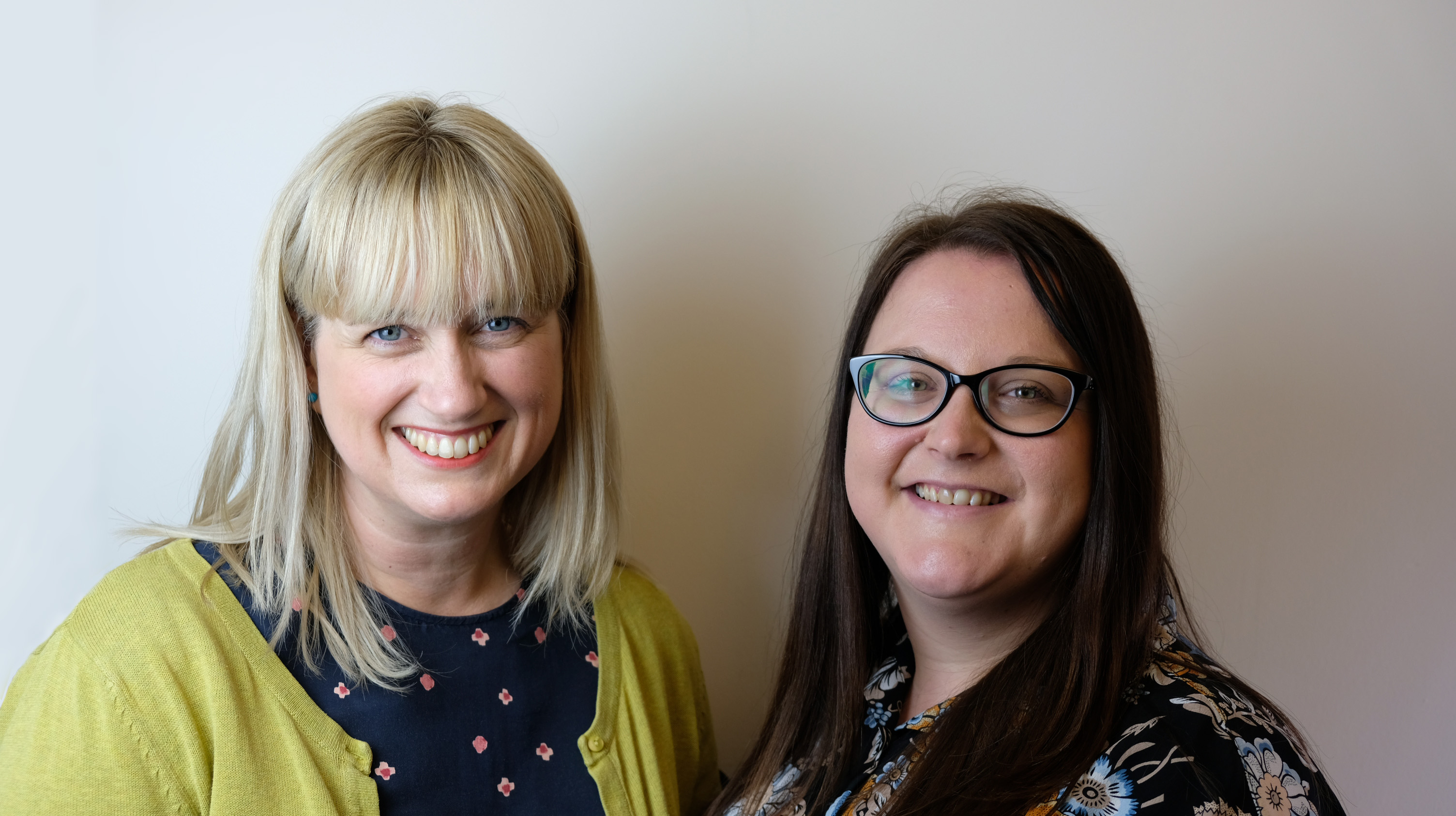Solicitors Beth Field and Hayley Garton